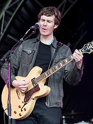 Brother Apollo performing at Party At The Palace Music Festival in Linlithgow Palace grounds on Sat 13th August 2016.<br /> <br /> <br /> Alan Rennie/ EEm