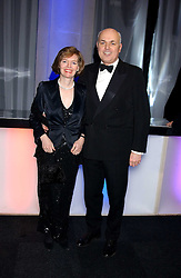 IAIN DUNCAN-SMITH MP and his wife at the Conservative Party's Black & White Ball held at Old Billingsgate, 16 Lower Thames Street, London EC3 on 8th February 2006.<br /><br />NON EXCLUSIVE - WORLD RIGHTS