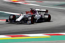May 10, 2019 - Barcelona, Spain - Motorsports: FIA Formula One World Championship 2019, Grand Prix of Spain, ..#7 Kimi Raikkonen (FIN, Alfa Romeo Racing) (Credit Image: © Hoch Zwei via ZUMA Wire)
