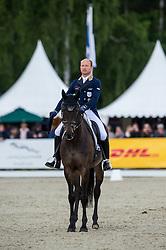 Michael Jung (GER) & fischerRocana FST - Dressage - Luhmühlen CCI4* -  Salzhausen, Germany - 19 June 2015