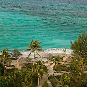 Chumbe Island Coral Park, Zanzibar, Tanzania is an internationally-awarded eco-resort and the first private, not-for-profit marine preserve in the world.