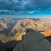 Sunset Over Grand Canyon South Rim, Arizona, USA