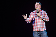 Jason Manford. The Peoples Assembly  presents: Stand Up Against Austerity. Live at the Hammersmith Apollo. London.