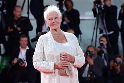 Judi Dench attending the Victoria et Abdul Premiere during the 74th Venice International Film Festival (Mostra di Venezia) at the Lido, Venice, Italy on September 03, 2017. Photo by Aurore Marechal/ABACAPRESS.COM
