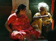 Indian Ladies in debate