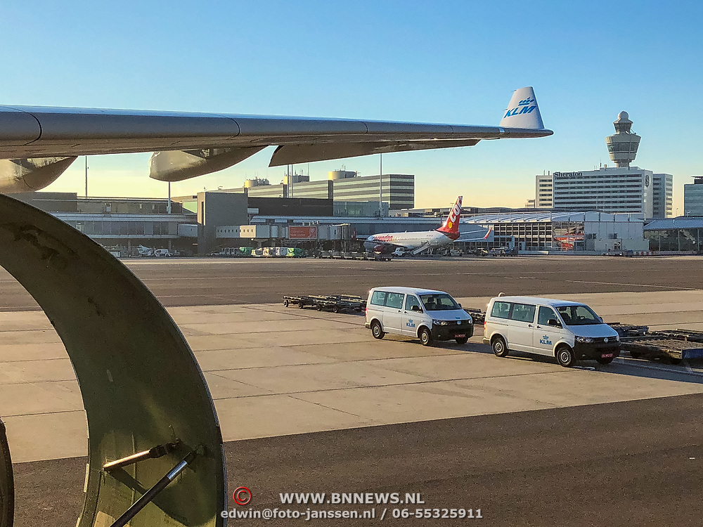 THA/Bangkok/20180722 - Vakantie Thailand 2018, motorproblemen na de vlucht