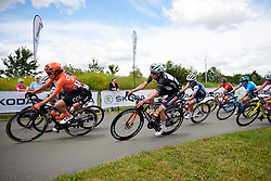 Christine Majerus (LUX) at Stage 2 of 2019 OVO Women's Tour, a 62.5 km road race starting and finishing in the Kent Cyclopark in Gravesend, United Kingdom on June 11, 2019. Photo by Sean Robinson/velofocus.com