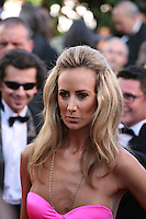 Lady Victoria Hervey at the Killing Them Softly gala screening at the 65th Cannes Film Festival France. Tuesday 22nd May 2012 in Cannes Film Festival, France.