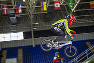 #194 (VILLEGAS Federico) ARG at the 2016 UCI BMX Supercross World Cup in Manchester, United Kingdom<br /> <br /> A high res version of this image can be purchased for editorial, advertising and social media use on CraigDutton.com<br /> <br /> http://www.craigdutton.com/library/index.php?module=media&pId=100&category=gallery/cycling/bmx/SXWC_Manchester_2016
