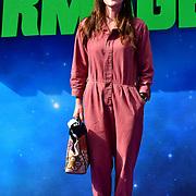 Anna Wilson attend the Shaun the Sheep Movie: Farmageddon, at ODEON LUXE on 22 September 2019,  London, UK.