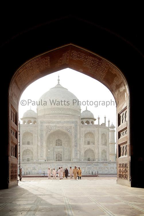 Taj Mahal India mosque
