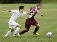 2010 New York Military Academy vs. South Kent School boys' soccer