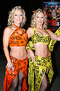 Coors Twins<br />Scary Movie 3 Premiere in Los Angeles<br />AMC Theatres Avco Cinema<br />Los Angeles, CA, USA <br />Monday, October 20, 2003<br />Photo By Celebrityvibe.com/Photovibe.com