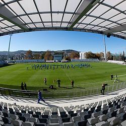 20101029: SLO, Football - Rebuilding of Bonifika stadium