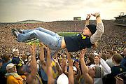 Ohio State at Michigan -- Michigan Stadium, Ann Arbor, MI