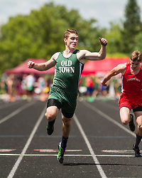 Maine State Track & Field Meet, Class B: boys 100 meter dash, Nicolas Boutin, Old Town