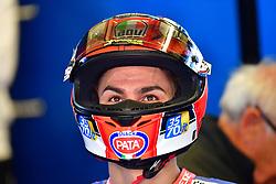 May 18, 2018 - Le Mans, France - 54 MATTIA PASINI (ITA) ITALTRANS RACING TEAM (ITA) KALEX MOTO2 (Credit Image: © Panoramic via ZUMA Press)