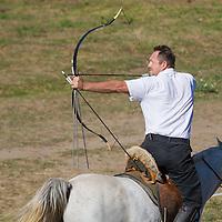 Horserback Archery European Championship EOCHA 2012