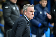 Portsmouth Manager, Kenny Jackett during the EFL Sky Bet League 1 match between Portsmouth and Northampton Town at Fratton Park, Portsmouth, England on 30 December 2017. Photo by Adam Rivers.