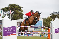 Estermann Paul, SUI, Lord Pepsi<br /> FEI Nations Cup presented by Longines<br /> Longines Jumping International de La Baule 2017<br /> © Dirk Caremans<br /> 12/05/2017