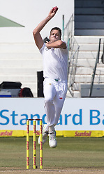 Durban. 030218. Morne Morkel of the Proteas during day 3 of the 1st Sunfoil Test match between South Africa and Australia at Sahara Stadium Kingsmead on March 03, 2018 in Durban, South Africa. Picture Leon Lestrade/African News Agency/ANA