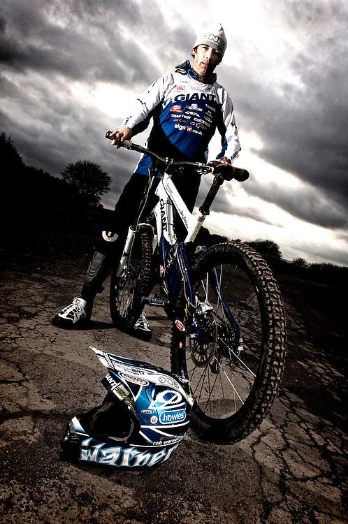 Rob Warner. Wales 2007