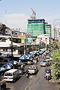 View of soi Ari.