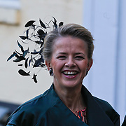 BEL/Brussel/20101120 - Huwelijk prinses Annemarie de Bourbon de Parme-Gualtherie van Weezel en bruidegom Carlos de Borbon de Parme, prinses Mabel Wisse Smit