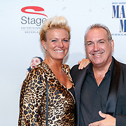 NLD/Utrecht/20180923 - Premiere Mamma Mia, Georges Lotze en partner