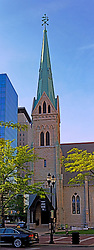 13 May 2013:  Christ's Church Cathedral Episcopal i.  Meridian St.,  Indianapolis Indiana
