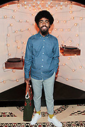 New York, New York- June 6: Photographer Devin Allen  attends the 2017 Gordon Parks Foundation Awards Dinner celebrating the Arts & Humanitarianism held at Cipriani 42nd Street on June 6, 2017 in New York City.   (Photo by Terrence Jennings/terrencejennings.com)