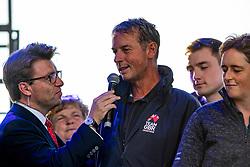Team Grossbritannien, HESTER Carl (GBR)<br /> Rotterdam - Europameisterschaft Dressur, Springen und Para-Dressur 2019<br /> Eröffnungsfeier<br /> Opening ceremonie<br /> 19. August 2019<br /> © www.sportfotos-lafrentz.de/Stefan Lafrentz