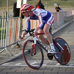 Olympia's Tour 2013 proloog Katwijk Jasper Hamelink