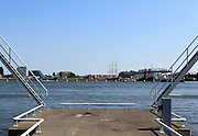 ship gasoline filling docking location Amsterdam Holland