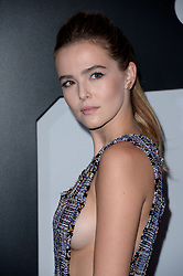 Zoey Deutch attends a dinner host by Chanel to celebrate the new flagrance Number 5 L'Eau at the Sunset Tower Hotel in Los Angeles, CA, USA, on September 22, 2016. Photo by Lionel Hahn/ABACAPRESS.COM  | 564152_084 Los Angeles Etats-Unis United States