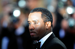 US singer P Diddy arrives for the screening of 'Lawless' presented in competition at the 65th Cannes film festival on May 19, 2012 in Cannes. Photo Ki Price/i-Images