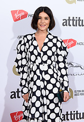 EDITORIAL USE ONLY<br /> Jessie Ware attends the Virgin Holidays Attitude Awards at the Roundhouse, London.