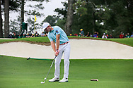 Brandt Snedeker (USA) on the 3rd tee during the 1st round at the The Masters , Augusta National, Augusta, Georgia, USA. 11/04/2019.<br /> Picture Fran Caffrey / Golffile.ie<br /> <br /> All photo usage must carry mandatory copyright credit (© Golffile | Fran Caffrey)