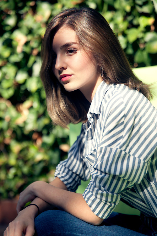 Photo: Miguel Pereira<br /> Model: Alejandra Bejar