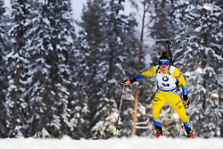 March 8, 2019 - –Stersund, Sweden - 190308 Linn Persson of Sweden competes in the Women's 7.5 KM sprint during the IBU World Championships Biathlon on March 8, 2019 in Östersund..Photo: Petter Arvidson / BILDBYRÃ…N / kod PA / 92247 (Credit Image: © Petter Arvidson/Bildbyran via ZUMA Press)