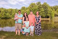Jamie, John & Family - 10 June 2017