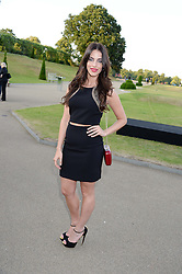 JESSICA LOWNDES at the Fashion Rules Exhibition Opening at Kensington Palace, London W8 on 4th July 2013.