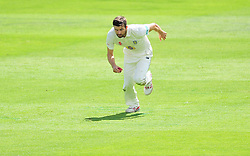 Mark Wood of Durham in action.  - Mandatory by-line: Alex Davidson/JMP - 04/08/2016 - CRICKET - The Cooper Associates County Ground - Taunton, United Kingdom - Somerset v Durham - County Championship