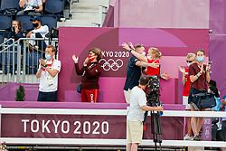 Merrald Nanna Skodborg, DEN, Zack, 121<br /> Olympic Games Tokyo 2021<br /> © Hippo Foto - Stefan Lafrentz<br /> 27/07/2021