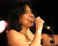 KEIDDY CRUZ live at the 02 ISLINGTOm for the<br /> CANDELA SESSIONS