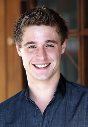 Max Irons who plays King Edward in the new BBC drama  The White Queen  Photo by: Stephen Lock / i-Images