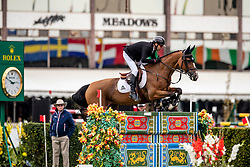 Lamaze Eric, CAN, Fine Lady 5<br /> Spruce Meadows Masters - Calgary 2019<br /> © Dirk Caremans<br />  08/09/2019