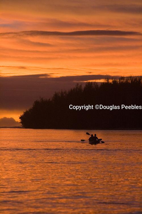 Sunset at Hauru Point, Moorea, French Polynesia