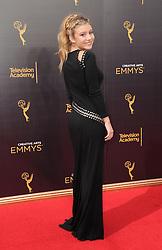 G Hannelius bei den Creative Arts Emmy Awards in Los Angeles / 100916<br /> <br /> <br /> *** at the Creative Arts Emmy Awards in Los Angeles on September 10, 2016 ***