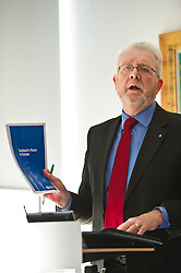 Pictured: Mike Russell MSP<br /> <br /> Conference to examine impact of Brexit on Scottish businesses and public services. The event, organised by the Fraser of Allander Institute and Strathclyde Business School, heard from a numbers of speakers including Mark Taylor (Audit Scotland), John Edward (former head of Office in Scotland, the European Parliament, Professor Russel Griggs OBE, (Chair Scottish Government Independent Advisory Regulatory Review Group), Jenny Stewart (head of Infrastructure and Government KPMG), Lynda Towers (Director of public law Morton Fraser), Katerina Lisenkova (Head of economic modelling, Fraser of Allander Institute), Ian Wooton (Professor of Economics and Vice Dean (research) Strathclyde Business School), Alastair Ross FCIPR (assistant Director, Head of Public Policy Association of British Insurers) and  Scottish Brexit Minister Mike Russell<br /> <br /> Ger Harley   EEm 2 March 2017